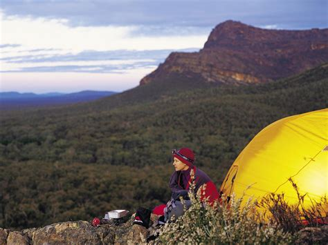 camping grampians victoria australia
