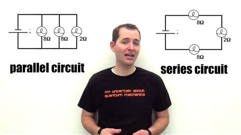 Series Parallel Circuits Youtube