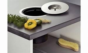 Poubelle Plan De Travail : poubelles de plan de travail cuisinesr ngementsbains ~ Dailycaller-alerts.com Idées de Décoration