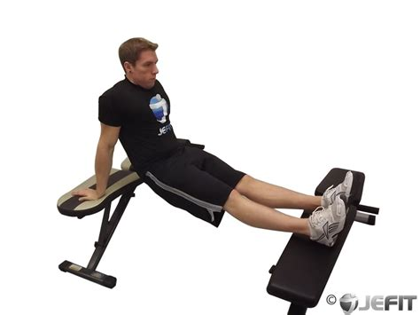 Bench Dips Workout by Bench Dip Exercise Database Jefit Best Android And