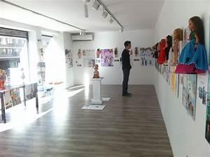 Las Nancy de IADE en la Galería Liebre Noticias IADE Diseño de Interiores, Diseño de Moda en