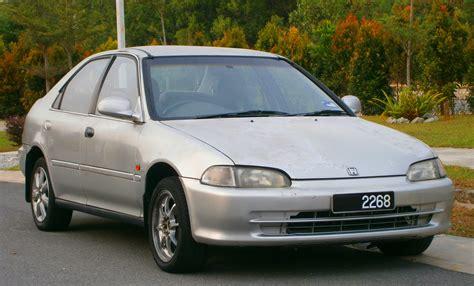 1992 Honda Civic Information And Photos Zombiedrive