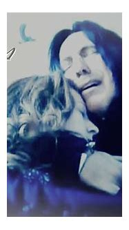 Severus and Lily- Always - Severus Snape Wallpaper ...
