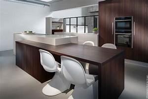 plan de travail cuisine blanc cuisine ikea en bois avec With cuisine blanc laque plan travail bois