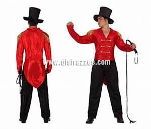 Disfraz de Domador de Circo para hombre talla M L Disfraces circo Pinterest