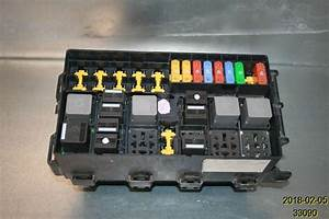 Fuse Box On A Ford Transit