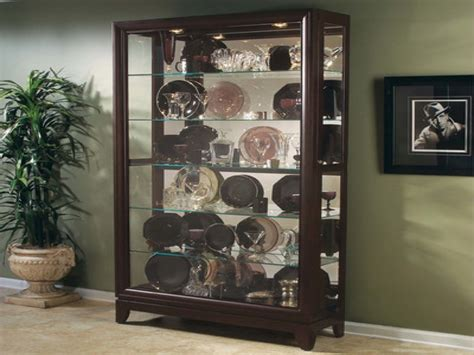 used display cabinets coastal kitchen with cherry cabinets used glass display
