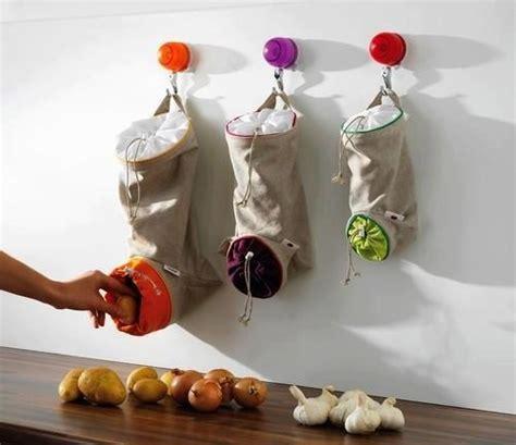 rangement pomme de terre cuisine ail oignons pomme de terre idées rangement