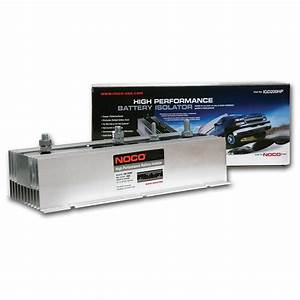 Noco U00ae 90 - Amp Hp Battery Isolator