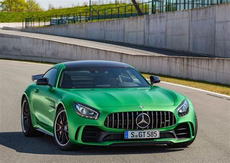 2017 Mercedesbenz Amg Gt R Autonewcarsblog
