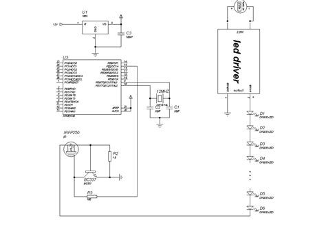 How Control Constant Current Led Driver Output With Pwm