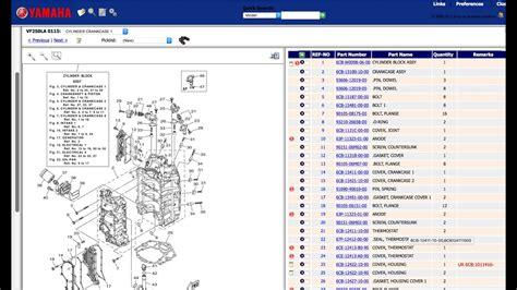 Yamaha 30 Hp Parts Diagram