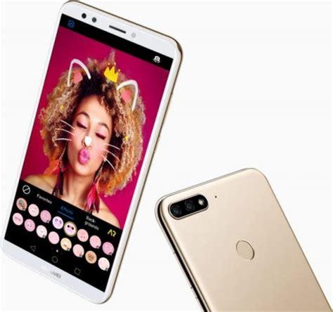 Nuevo Huawei Y7 Prime 2018, un nuevo gama media con cámara ...