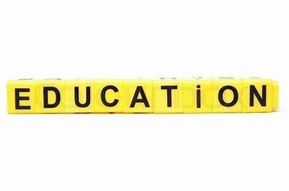 Word Education Them Yellow Blocks Colourbox