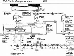 1993 F350 Factory Trailer Wiring