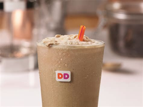 Dunkin' Donuts Expands Coffee Menu With New Frozen Dunkin