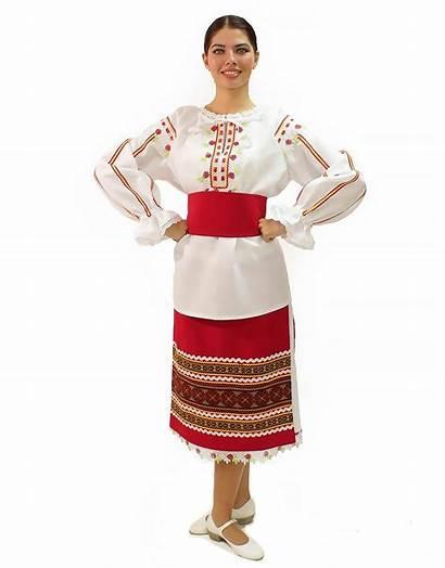 Romanian Moldova Costume Traditional Clothing Romania Folk
