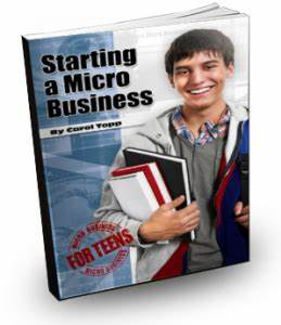 Home business for teen