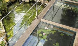 Fontaine Pour Bassin A Poisson : by olivier clavel fontaine bassin ou aquarium sur mesure ~ Voncanada.com Idées de Décoration