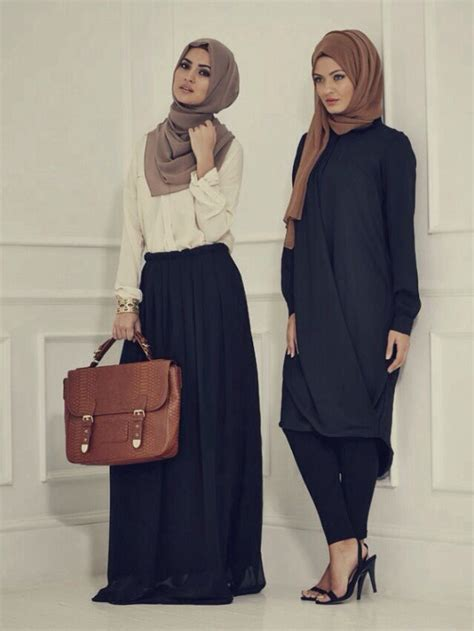 Hijab Office Wear Ideas Wear Hijab Work Elegantly