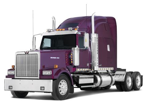 first volvo truck western star 4900 photos photogallery with 20 pics