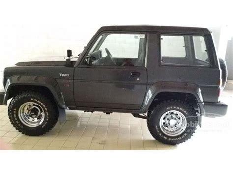 jual mobil daihatsu taft 2006 gt 2 8 di dki jakarta manual suv hitam rp 175 000 000 2264842