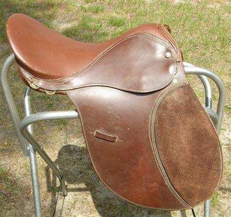 english saddle saddles purpose seat deep knee suede