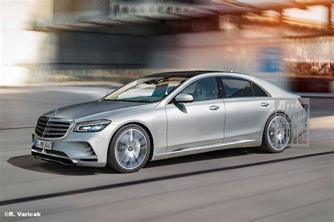 New Mercedes Sclass by Scoop News On The 2020 Mercedes S Class And All