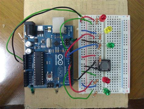 an interactive traffic lights using arduino the frog a coconut shell pedestrian interactive 44534