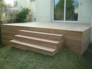 Plot Plastique Terrasse : construire une terrasse bois ~ Edinachiropracticcenter.com Idées de Décoration