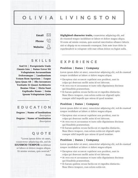 Badass Resume by Kickass Resume Templates Badass Resume Company