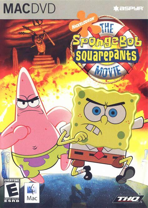spongebob squarepants    mobygames