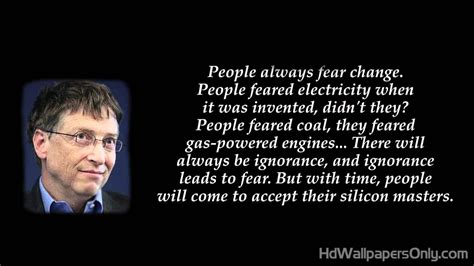 Inspirational Quotes By Bill Gates. QuotesGram
