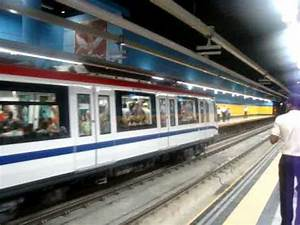 El Metro De Santo Domingo Republica Dominicana
