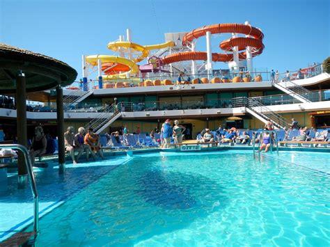 pool spa fitness carnival vista cruise ship cruise critic
