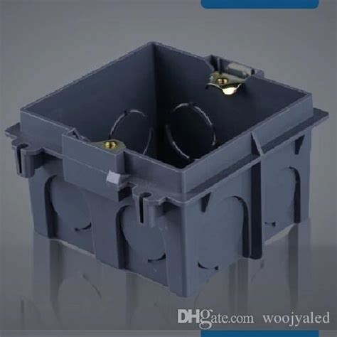 2018 plastic wall mount junction box type 86
