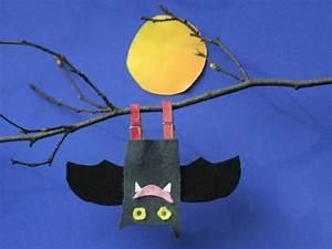 Basteln Halloween Mit Kindern : basteln mit kindern kostenlose bastelvorlage halloween halloween fledermaus basteln ~ Yasmunasinghe.com Haus und Dekorationen