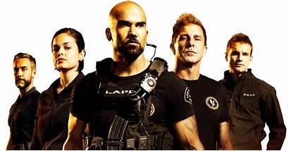 Swat Cast Tv Series Season Luca Cbs