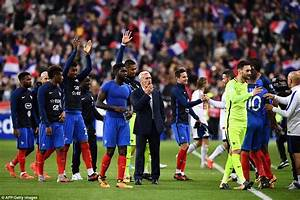 France 2-1 Belarus: Les Blues book place at 2018 World Cup ...