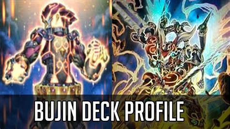 Bujin Deck July 2017 by Yugioh Bujin Deck Profile July 2013