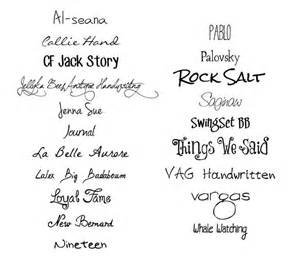 Free Handwriting Handwritten Fonts