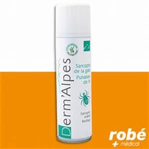 Produit Punaise De Lit : spray anti gale et punaise de lit 250 ml d sinfectants ~ Melissatoandfro.com Idées de Décoration