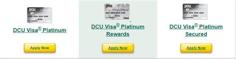 Dcu credit card application online. How to Apply for the DCU Visa Platinum Rewards Credit Card