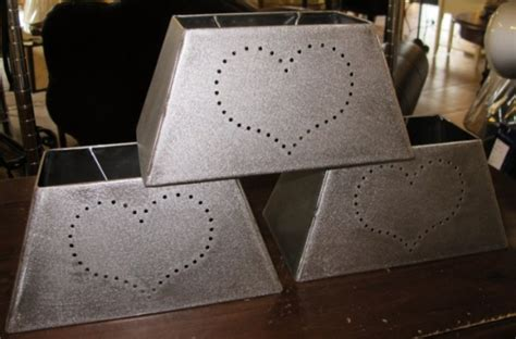 punched tin l shades wholesale punched tin metal l shade rectangle shape