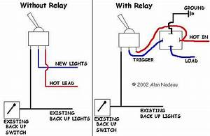 Alan U0026 39 S Reverse Light Wiring Diagram