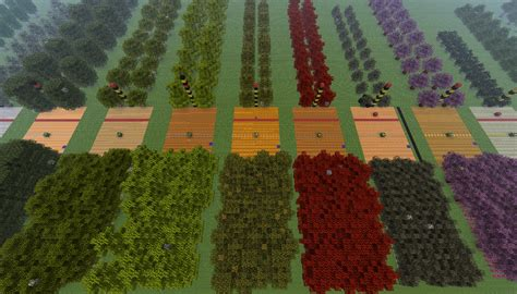 Forestry Tree Breeding Guide Map