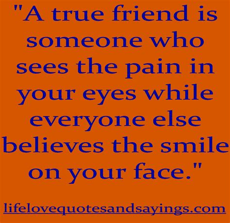 True Friend Quotes True Friend Quotes Quotesgram