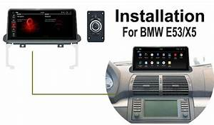 Installation Manual For Bmw 5 E53 X5 1999