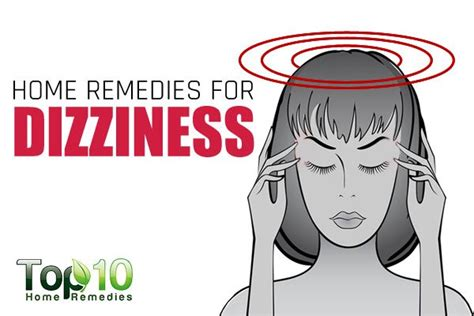 home remedies  dizziness health  healthy living