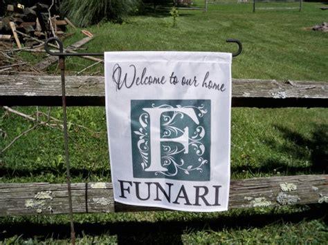 wedding garden flags personalized garden ftempo